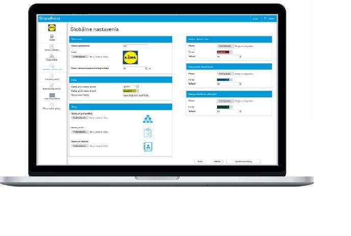 distribúcia obsahu shopfloor management