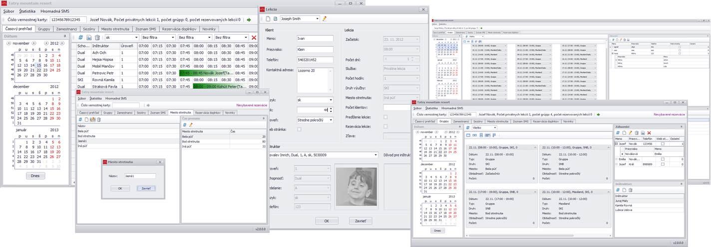 vývoj software TMR